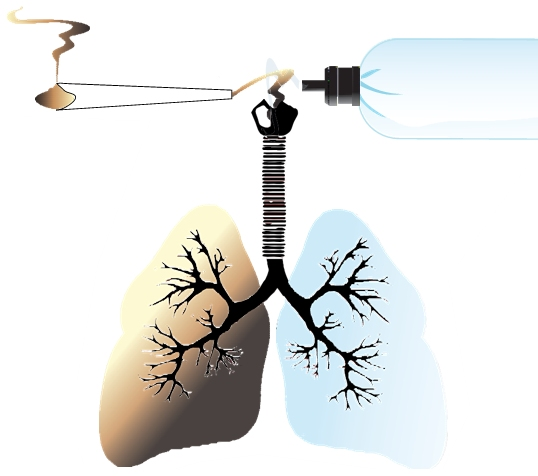 Vaporization of Cannabis: Are there benefits over combustion?