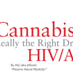 Is Cannabis Really the Right Drug for HIV/AIDS?