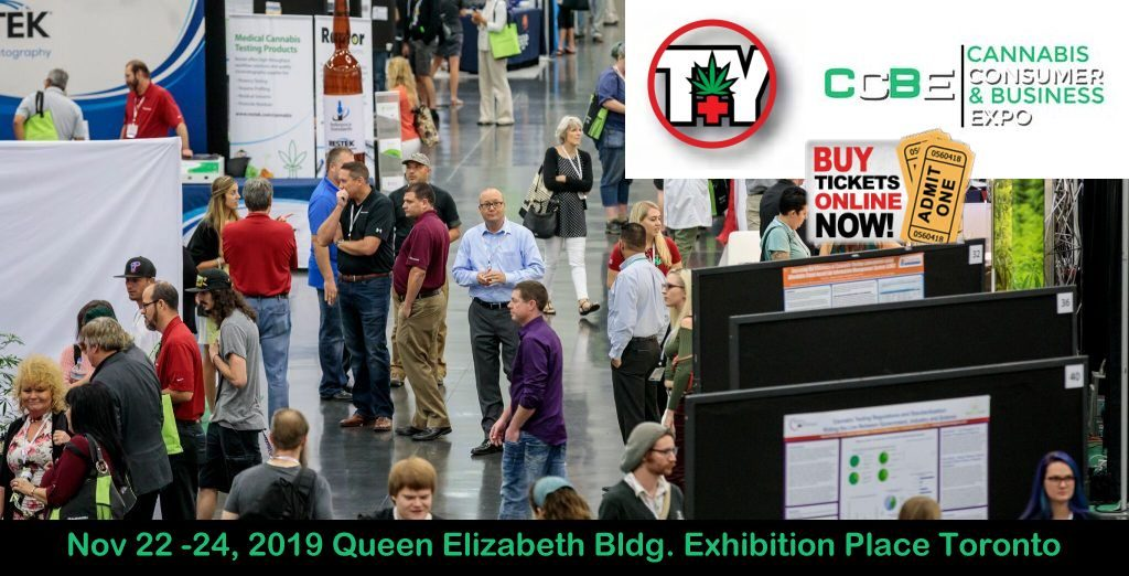 Treating Yourself CCBE EXPO November 22-24 in Toronto