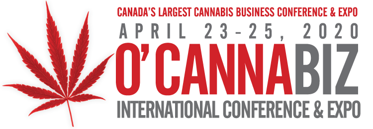 Get a Booth at O'Cannabiz Toronto, April 23-25th International Center